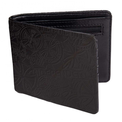 Geldtasche INDEPENDENT - Array Wallet Black Emboss (BLACK EMBOSS) Größe: OS