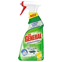 DER GENERAL Zitrone Küchenreiniger 0,5 l