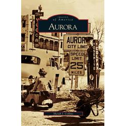 Aurora als Buch von Sherah J. Collins