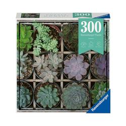 Ravensburger Puzzle Puzzle Green, 300 Teile, Puzzleteile