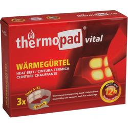 THERMOPAD 12h Wärmegürtel 3er-Pack