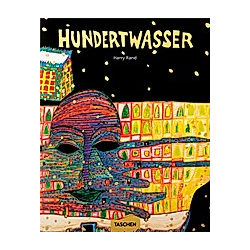 Hundertwasser. Harry Rand  - Buch