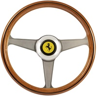 ThrustMaster Ferrari 250 GTO - Vintage Edition Lenkrad Add-On für PST/Xbox/PC