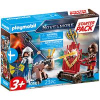 Playmobil Novelmore Starter Pack Novelmore Ergänzungsset 70503