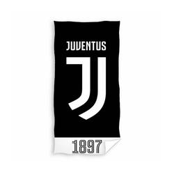 Juventus Turin Handtuch Juventus Turin - Bade-Handtuch, 70x140 cm (1-St), 100% Baumwolle