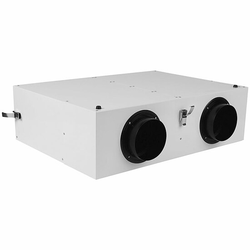 WOLF Schalldämpfer DN 125 Länge 482 mm, für CWL-F-150 - 2577434