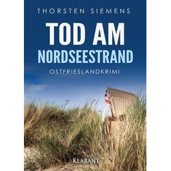 Tod am Nordseestrand. Ostfrieslandkrimi