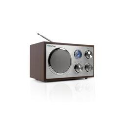 Blaupunkt RXN 19 WN (Vers. 2018) Radio (UKW, BLAUPUNKT Retro Radio, Nostalgie-Designradio mit USB)