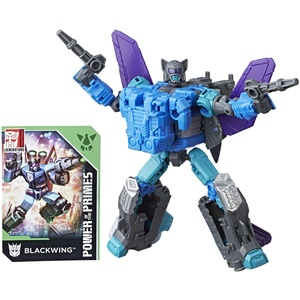 Hasbro Transformers Generations Power of The Primes Deluxe Class Blackwing