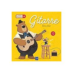 Kleine Musiker - Gitarre - Buch