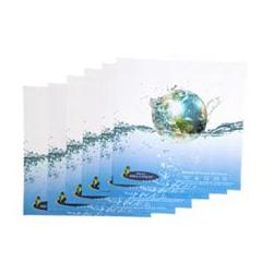 AQUA CLEAN Kristall Brillentücher fusselfrei 6tlg.