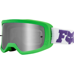 FOX Main II Linc Motocross Brille, grün