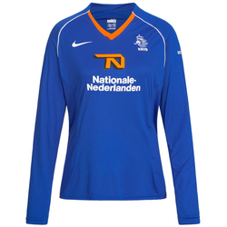 Damska koszulka treningowa z długim rękawem Niderlandy Nike 239622-493 - M