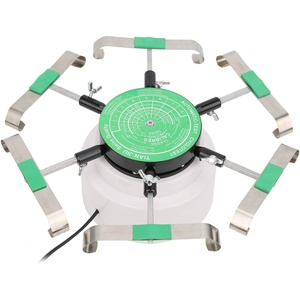 PUSOKEI Automatischer mechanischer Uhrenbeweger 6 Arme AC250V Uhrenbeweger Maschinenuhr-Reparaturwerkzeug für mechanische Uhr