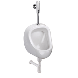 CORNAT Urinal Urinal-Becken weiß WC-Becken WC Bad Sanitär