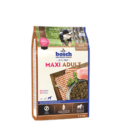 Bosch Adult Maxi Hundefutter (2 x 15 kg)