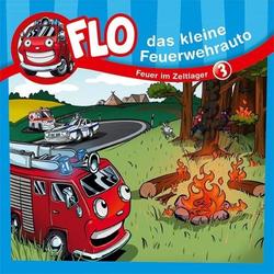 Feuer im Zeltlager (3)