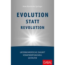 Evolution statt Revolution