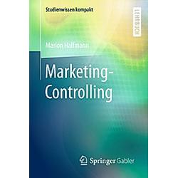 Marketing-Controlling. Marion Halfmann  - Buch