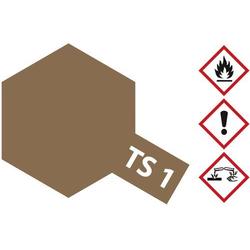 Tamiya Acrylfarbe Rot, Braun TS-1 Spraydose 100ml