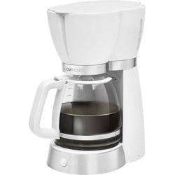CLATRONIC Kaffeepadmaschine Kaffeeautomat KA 3689 Weiß