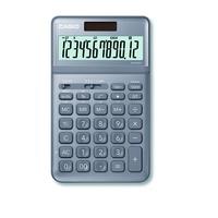 Casio JW-200SC-GY Taschenrechner Desktop Einfacher Taschenrechner Grau