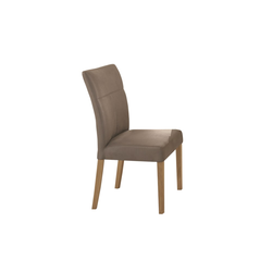 Niehoff Stuhl 1081 in schlamm/Eiche