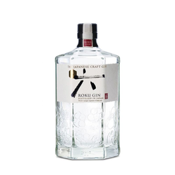 Roku Japanese Craft Gin 0,7L (43% Vol.)