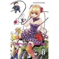 Darwin's Game Bd.2. FLIPFLOPs  - Buch