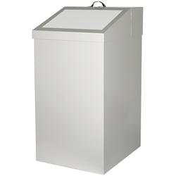 Szagato Mülleimer, 45 l weiß Küche Ordnung Mülleimer