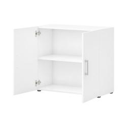 röhr Aktenschrank Direct Office 2 für 2 Ordnerhöhen weiß 80 cm x 72 cm x 33.5 cm