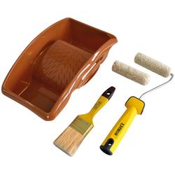 BONDEX Werkzeugset Bondex Lasur-Set, 5 teilig braun