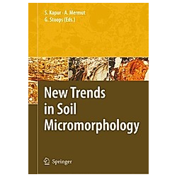 New Trends in Soil Micromorphology - Buch