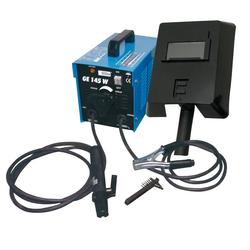 Elektroden-Schweißgerät GE 145W mit Schweißerhandschuh