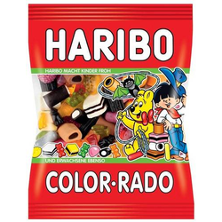 Haribo Color-Rado 100g Inhalt: 100g