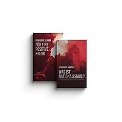 Für eine positive Kritik / Was ist Nationalsozialismus, 2 Bde.