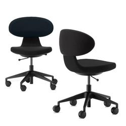 Girsberger SIMPLEX 3D Homeoffice Bürostuhl schwarz