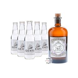 Monkey 47 Dry Gin & Gents Swiss Roots Tonic Set