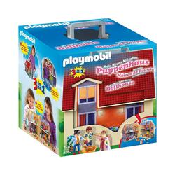 Playmobil® Spielfigur PLAYMOBIL® 5167 Neues Mitnehm-Puppenhaus
