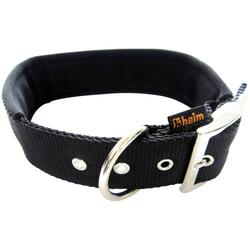 HEIM Hunde-Halsband, Nylon, mit Neopren-Futter