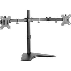TECHly ICA-LCD-2524 1 Stück Monitor-Standfuß 33,0cm (13 ) - 81,3cm (32 ) Neigbar, Schwenkbar, Höh