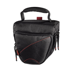 Hama Kameratasche Astana Tasche für Systemkamera und Spiegelreflexkamera, 90 Colt schwarz