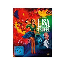 Lisa und der Teufel Blu-ray + DVD