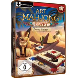 Art Mahjongg Egypt: Neue Welten