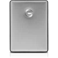GTECH G-DRIVE mobile USB-C 5TB USB 3.1 silber (0G10477)
