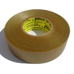 Hockey Stutzen PVC-Tape farbig gold