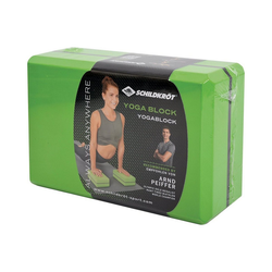 Schildkröt-Fitness Fitnessmatte Yoga Block