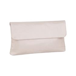 Jost Handtasche Boda 6620 Clutch, Clutch weiß