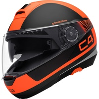 Schuberth C4 Legacy Orange/Black