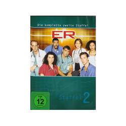 E.R. - Emergency Room Staffel 2 DVD